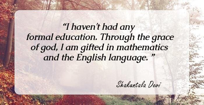 Shakuntala Devi Pdf